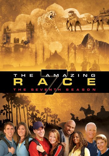 Amazing Race Season 7 Clr Nr 4 DVD