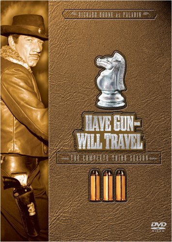 Have Gun Will Travel Have Gun Will Travel Third Se Nr 7 DVD
