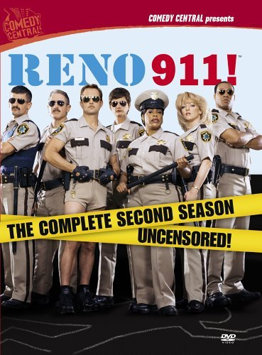Reno 911 Season 2 DVD Reno 911 Season 2 Uncensored