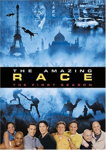 Amazing Race Amazing Race Season 1 Nr 4 DVD