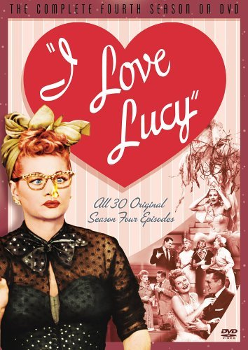I Love Lucy Season 4 Bw Nr 5 DVD
