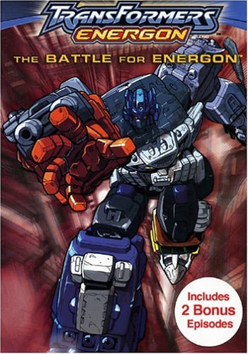 Transformers Energon Battle For Energon Clr Nr