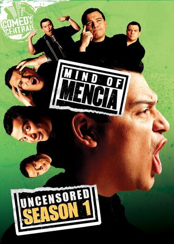 Mind Of Mencia With Carlos Men Mind Of Mencia With Carlos Men Season 1 Nr 2 DVD