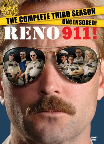 Reno 911 Season 3 DVD Reno 911 Season 3