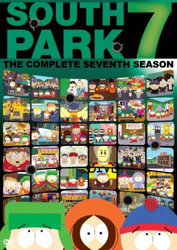 South Park Season 7 DVD Nr