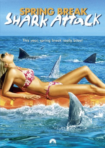 Spring Break Shark Attack Baker Brown Clr Ws Nr
