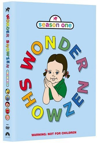 Wonder Showzen Season 1 DVD Nr 2 DVD