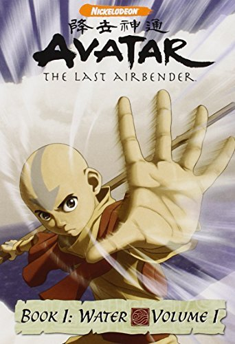 Avatar The Last Airbender Vol. 1 Book 1 Water Clr Nr