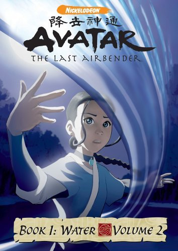 Vol. 2 Book 1 Water Avatar The Last Airbender Nr