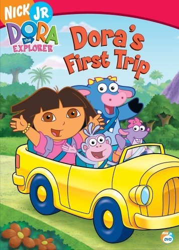 Dora's First Trip Dora The Explorer Nr