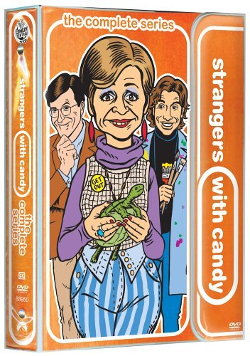Strangers With Candy The Complete Series DVD