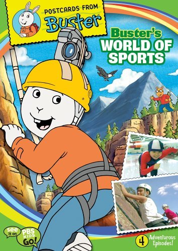 Postcards From Buster Buster's World Of Sports Clr Nr