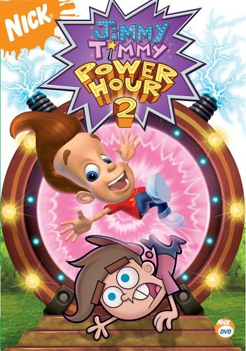Jimmy Timmy Power Hour 2 Fairly Oddparents Nr