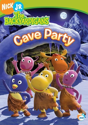Backyardigans Cave Party DVD Nr