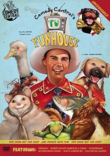 Comedy Central's Tv Funhouse Comedy Central's Tv Funhouse Nr 2 DVD