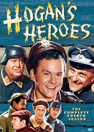 Hogan's Heroes Season 4 DVD
