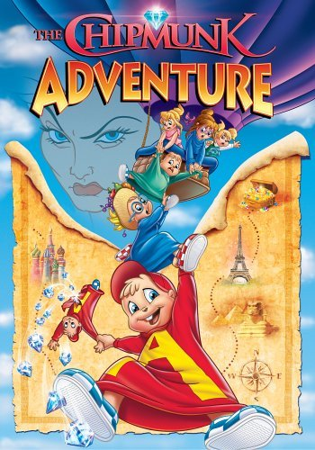 Alvin & The Chipmunks Chipmunk Adventure Clr Nr