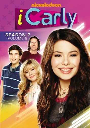 Icarly Season 2 Volume 2 DVD