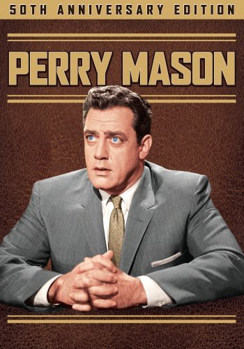 Perry Mason 50th Anniversary Edition Nr 4 DVD
