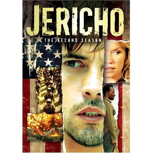 Jericho Season 2 DVD