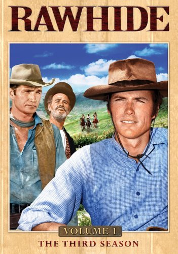 Rawhide Rawhide Third Season Volume 1 Nr 4 DVD