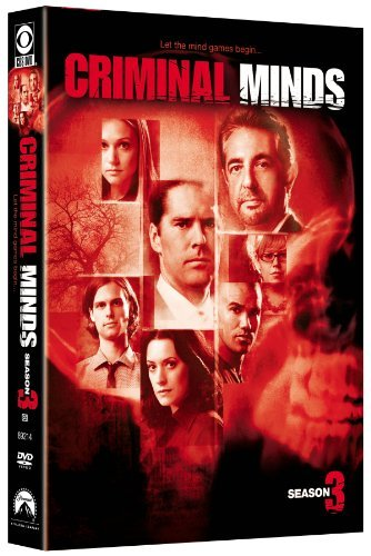 Criminal Minds Season 3 DVD Season 3
