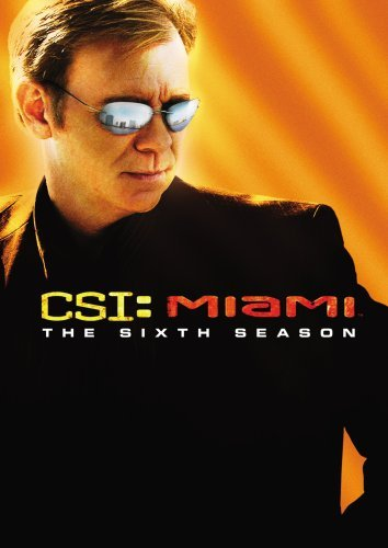 Csi Miami Season 6 DVD