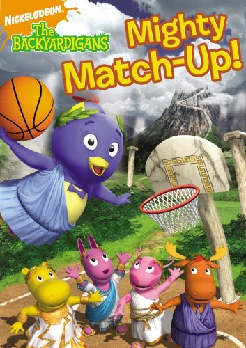 Mighty Match Up Backyardigans Nr