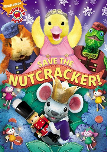 Save The Nutcracker Wonder Pets Nr