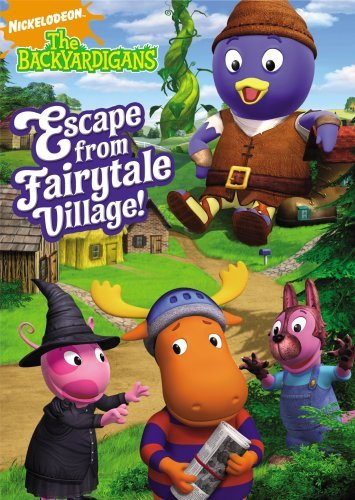 Escape From Fairytale Village Backyardigans Nr