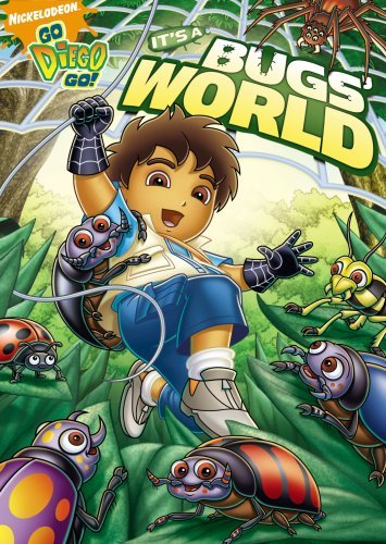 It's A Bug's World Go Diego Go! Nr