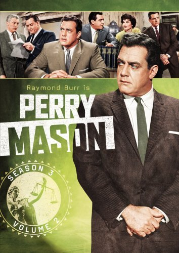 Perry Mason Vol. 2 Season 3 Season 3 Volume 2