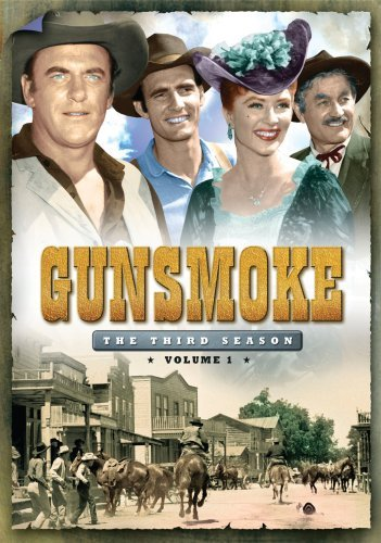 Gunsmoke Gunsmoke Third Season Volume Gunsmoke Third Season Volume