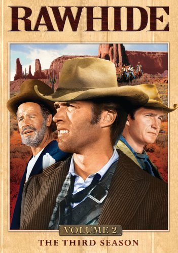 Rawhide Rawhide Third Season Volume 2 Rawhide Third Season Volume 2