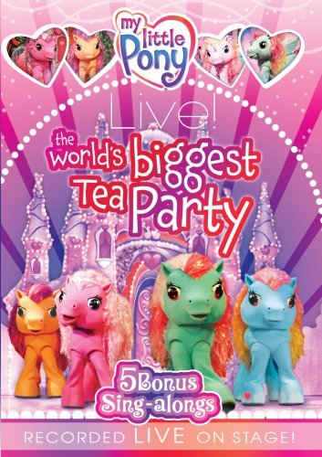 My Little Pony Live The Worlds Biggest Tea Pa Nr