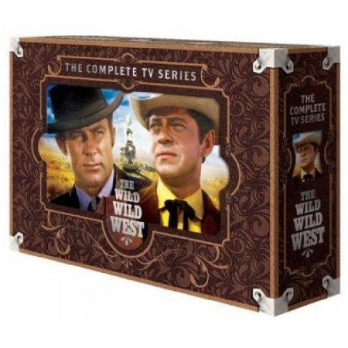 Wild Wild West Complete Series Nr 27 DVD