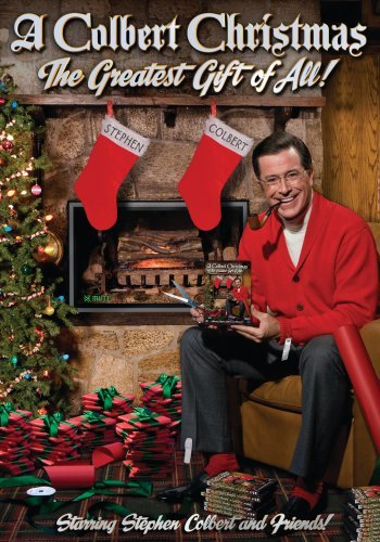 Colbert Christmas The Greatest Gift Of All Colbert Christmas The Greates Colbert Christmas The Greates