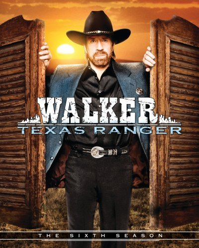Walker Texas Ranger Season 6 DVD Nr 6 DVD