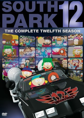 South Park Season 12 DVD Nr