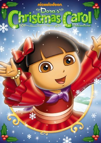 Dora's Christmas Carol Adventu Dora The Explorer Nr
