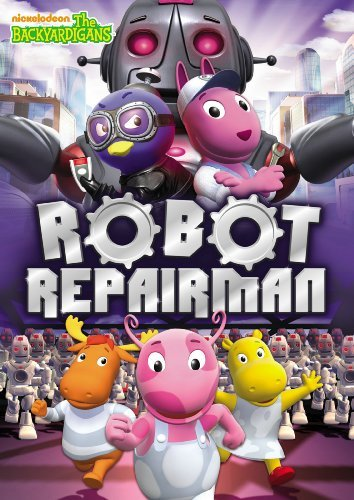 Robot Repairman Backyardigans Nr