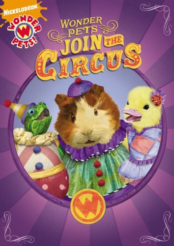 Join The Circus Wonder Pets Nr
