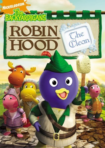 Robin Hood The Clean Backyardigans Nr