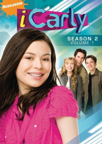 Icarly Season 2 Volume 1 DVD Nr 2 DVD