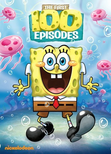 Spongebob Squarepants First 100 Episodes DVD Nr