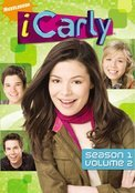 Icarly Season 1 Volume 2 DVD Nr 2 DVD