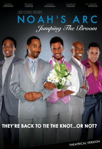 Noah's Arc Jumping The Broom Stephens Alwood Speaman Ws Nr