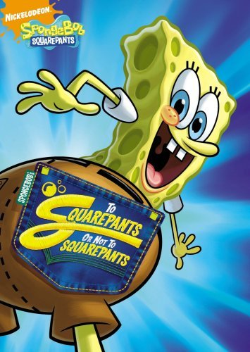 Spongebob Squarepants To Squarepants Or Not To Squarpants DVD Nr