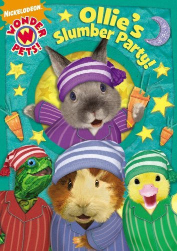 Ollie's Slumber Party Wonder Pets Nr
