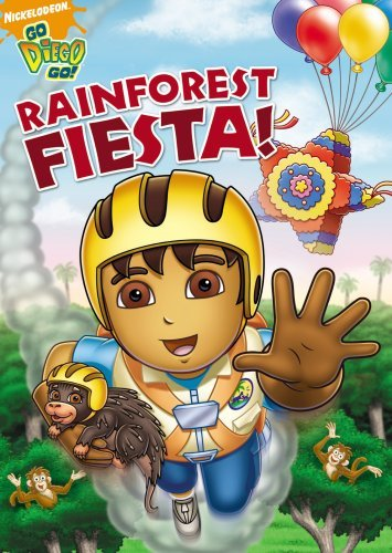 Rainforest Fiesta Go Diego Go! Nr